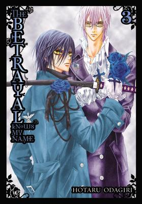 The Betrayal Knows My Name, Vol. 3 Cover Image