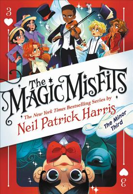 The Magic Misfits: The Minor Third Cover Image