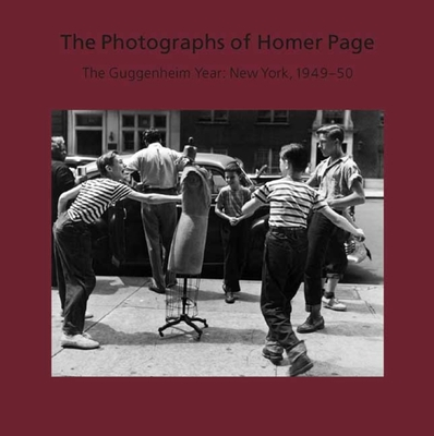 Cover for The Photographs of Homer Page