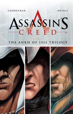 Assassin's Creed: The Ankh of Isis Trilogy Cover Image