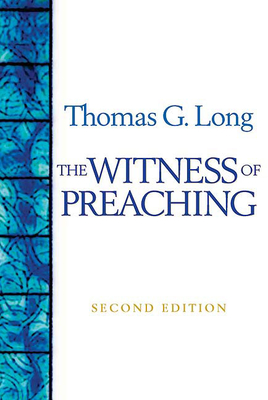 The Witness of Preaching Cover