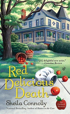 Red Delicious Death Cover