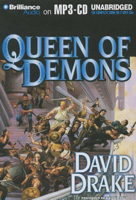 Queen of Demons Cover Image