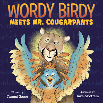 Wordy Birdy Meets Mr. Cougarpants Cover Image
