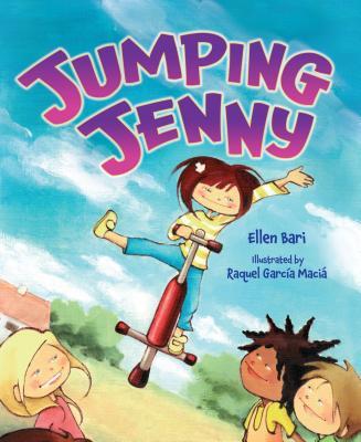Cover for Jumping Jenny (Kar-Ben Favorites)