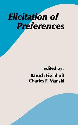 Elicitation of Preferences Cover Image