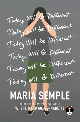 Today Will Be Different Cover