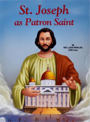 Saint Joseph as Patron Saint Cover Image