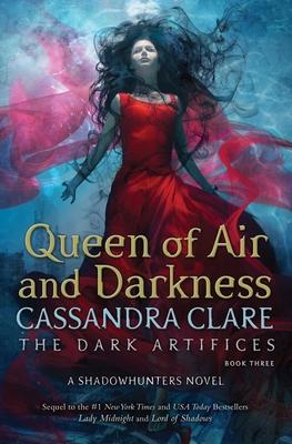 Queen of Air and Darkness cover image