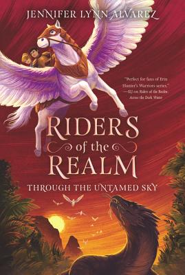 Riders of the Realm #2: Through the Untamed Sky Cover Image