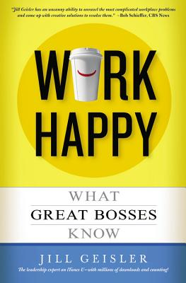 Work Happy Cover