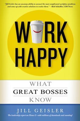 Work Happy Cover