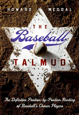The Baseball Talmud Cover