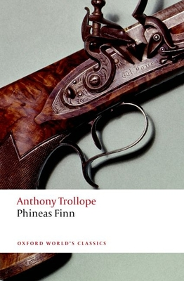 Phineas Finn (Oxford World's Classics) Cover Image