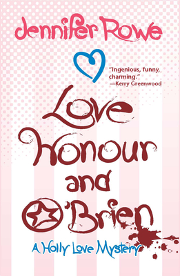 Love, Honour, and O'Brien Cover