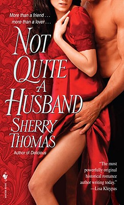 Not Quite a Husband (The Marsdens #2) Cover Image
