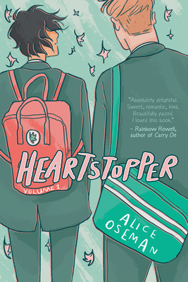 Heartstopper: Volume 1 Cover Image