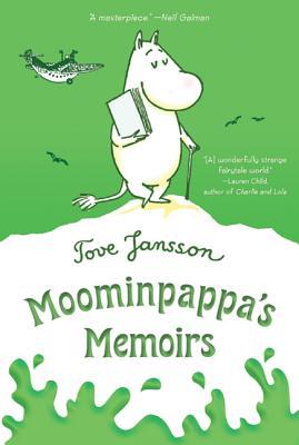 Moominpappa's Memoirs (Moomins #3) Cover Image