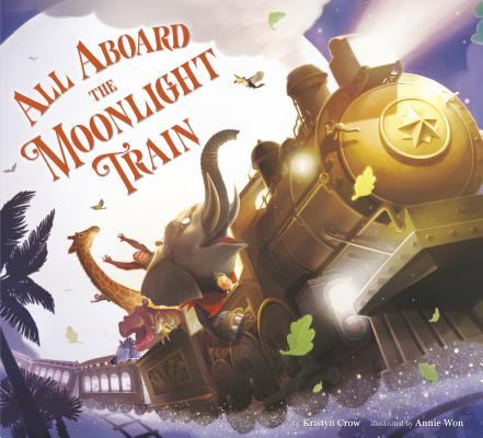 All Aboard the Moonlight Train Cover Image