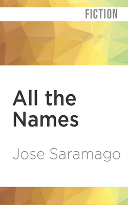 All the Names Cover Image