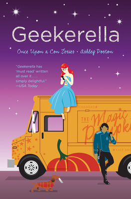 Geekerella: A Fangirl Fairy Tale (Once Upon A Con #1) Cover Image