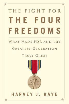 The Fight for the Four Freedoms Cover