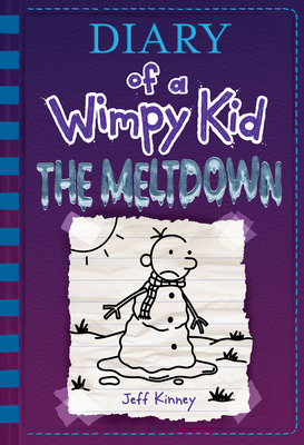 The Meltdown (Diary of a Wimpy Kid Book 13) Cover Image