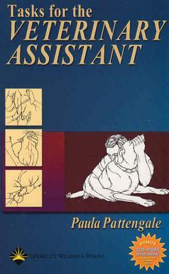 Cover for Tasks for the Veterinary Assistant