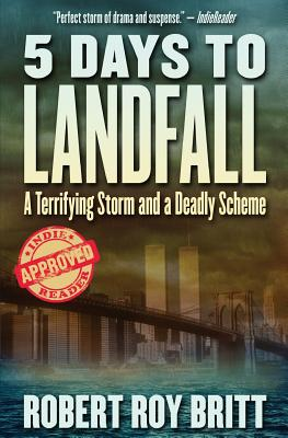 Cover for 5 Days to Landfall