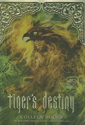 Tiger's Destiny Cover