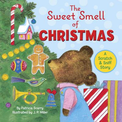 The Sweet Smell of Christmas Cover