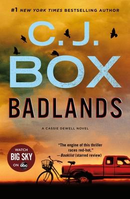 Badlands: A Novel (Cody Hoyt / Cassie Dewell Novels #3) Cover Image