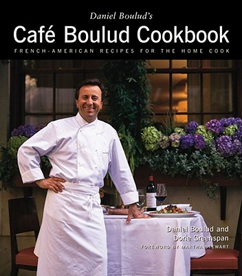 Cafe Boulud Cookbook Cover
