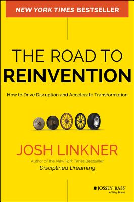 The Road to Reinvention Cover