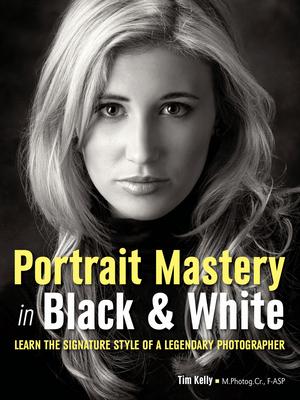 Portrait Mastery in Black & White Cover