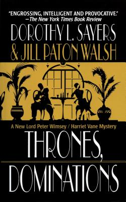 Cover for Thrones, Dominations