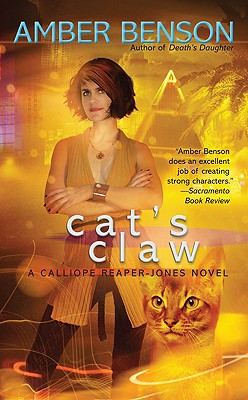 Cat's Claw: A Calliope Reaper-Jones Novel Cover Image