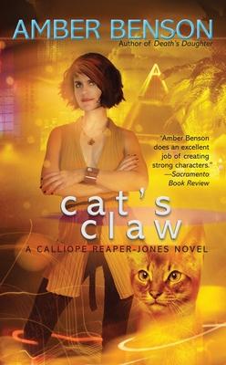 Cat's Claw (A Calliope Reaper-Jones Novel #2) Cover Image