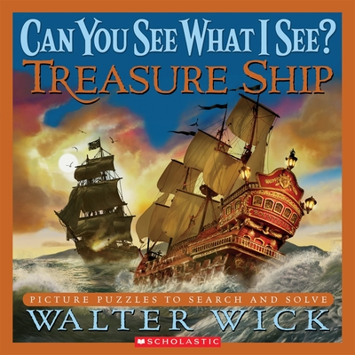 Treasure Ship Cover Image