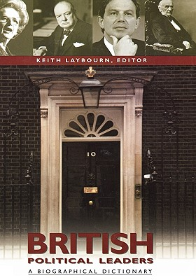 Cover for British Political Leaders