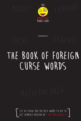 The Foreign Book of Curse Words Cover Image