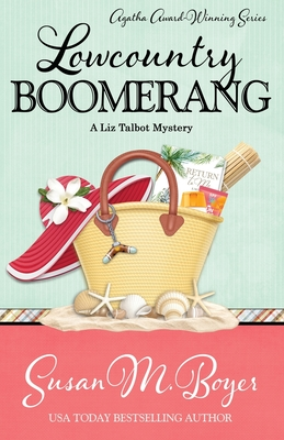 Lowcountry Boomerang (Liz Talbot Mystery #8) Cover Image