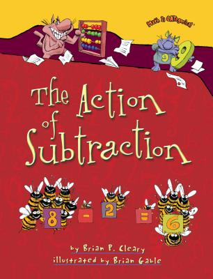 The Action of Subtraction (Math Is Categorical (R)) Cover Image