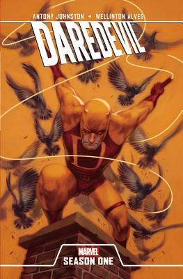 Daredevil, Season One Cover