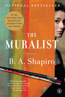 The Muralist Cover