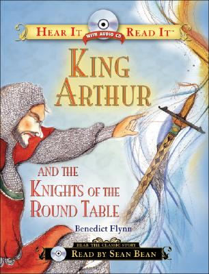King Arthur and the Knights of the Round Table [With CD] Cover