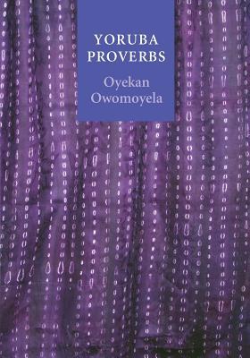 Yoruba Proverbs Cover Image
