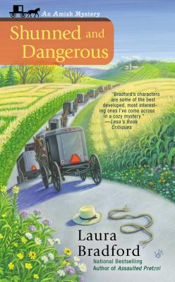 Shunned and Dangerous (An Amish Mystery #3) Cover Image