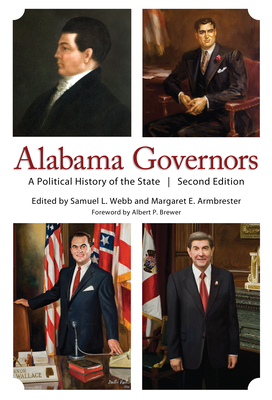 Alabama Governors: A Political History of the State cover