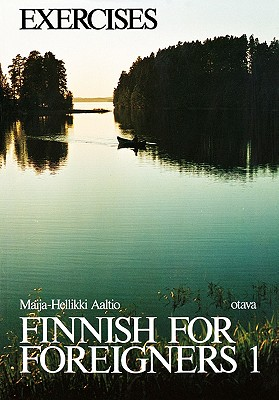 Finnish for Foreigners 1 Exercises Cover Image